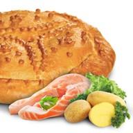Муксун и картошка Фото