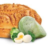 Капуста и яйцо Фото