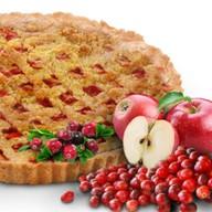 С яблоком и брусникой Фото