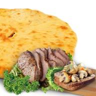 Мясо и грибы Фото