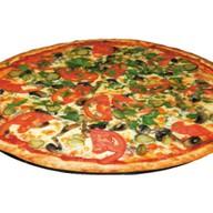 Пицца Грибной дождь Фото