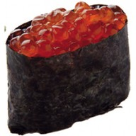 Икура - икра лосося Фото