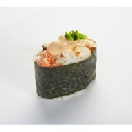 Запеченные суши - Креветка Фото