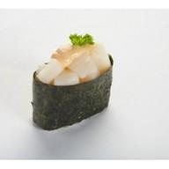 Острые суши - Гребешок Фото
