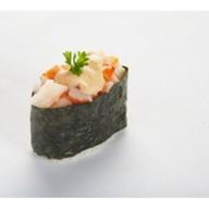 Запеченные суши - Краб Фото