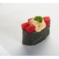 Запеченные суши - Тунец Фото