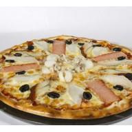 Пицца Рыбное ассорти Фото