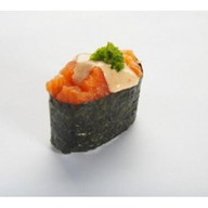 Запеченные суши - Лосось Фото