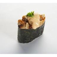 Запеченные суши - Угорь копченый Фото