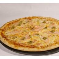Пицца Сёмга Фото