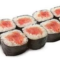 Сякэ кунсей с малосольным лососем Фото