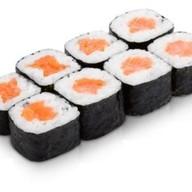 Сякэ маки с лососем Фото