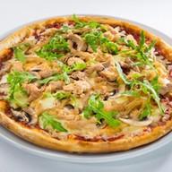 Пицца Барбекю Фото