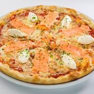 Пицца Аль Сальмоне Фото
