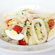 Салат с кальмарами Ланч Фото