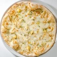 Пицца с грушей и Блю чиз Фото