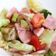 Домашний итальянский салат Ланч Фото
