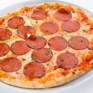 Пицца Пепперони 24 см Ланч Фото