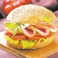 Бургер микс Фото