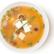Мисо суп с грибами Фото