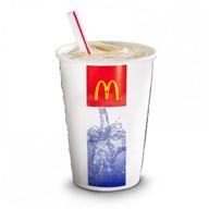 Молочный коктейль клубничный Фото