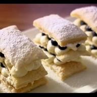 Наполеон пирожное Фото