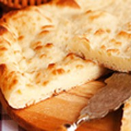 Пирог с курицей и картошкой Фото