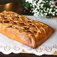 Сезонный пирог Фото