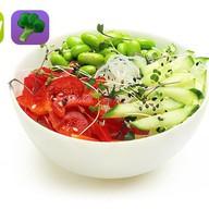 Салат фунчоза с овощами Фото