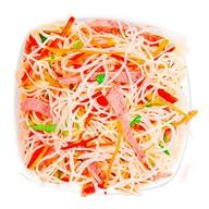 Фреш wok с говядиной (острый) Фото