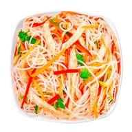 Фреш wok с цыпленком (острый) Фото