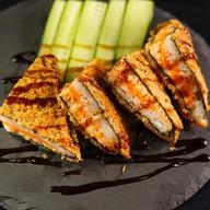 Горячий суши клаб Фото