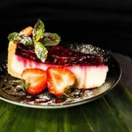Чизкейк лесная ягода Фото