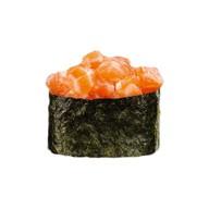 Суши нигири спайси сяке Фото