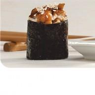 Спайс суши унаги Фото