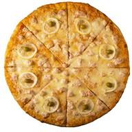 Пицца «С семгой» Фото