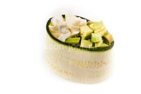 Гункан с авокадо - Фото