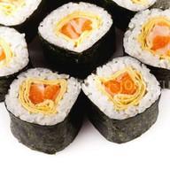 Хиросима с лососем Фото
