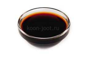 Имбирно-цитрусовый соус - Фото
