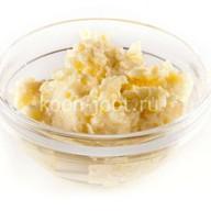 Сырно чесносчный соус Фото