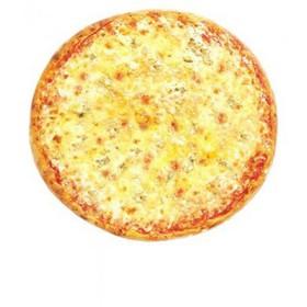 Пицца с сырами - Фото