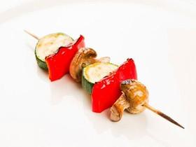 Овощной шашлычок - Фото