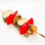 Овощной шашлычок Фото