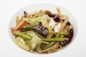 Китайская лапша с овощами - Фото