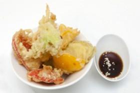 Овощи темпура - Фото