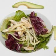 Салат из цыпленка с манго Фото