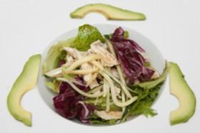Салат из цыпленка с манго - Фото