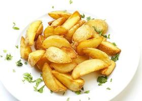 Картофельные дольки (мега) - Фото