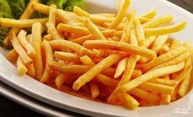 Картофель фри (мега) - Фото