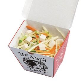 Салат с рисовой лапшой - Фото